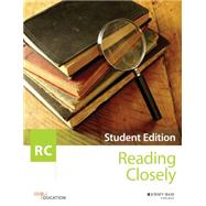 Reading Closely Handbook, Grades 6-12 by Odell Education, 9781119193012