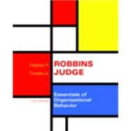 Essentials of Organizational Behavior Plus MyManagementLab with Pearson eText -- Access Card Package by Robbins, Stephen P.; Judge, Timothy A., 9780133973013