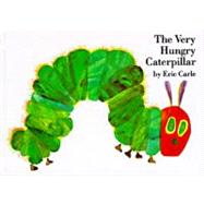 The Very Hungry Caterpillar mini book by Carle, Eric, 9780399213014