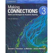 Making Connections Level 3 by Pakenham, Kenneth J.; McEntire, Jo; Williams, Jessica; Cooper, Amy (CON), 9781107673014