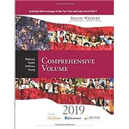 South-Western Federal Taxation 2019 Comprehensive (with Intuit ProConnect Tax Online & RIA Checkpoint, 1 term (6 months) Printed Access Card) by Maloney, David M.; Raabe, William A.; Hoffman, William H.; Young, James C., 9781337703017