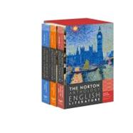 The Norton Anthology of English Literature, Package 2: D, E, F by Greenblatt, Stephen; Et Al., 9780393913019