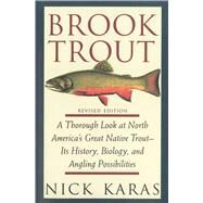 Brook Trout by Karas , Nick; Babb, James R., 9781634503020
