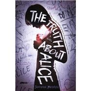 The Truth About Alice A Novel by Mathieu, Jennifer, 9781250063021
