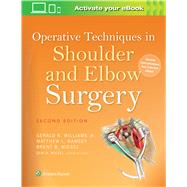 Operative Techniques in Shoulder and Elbow Surgery by Wiesel, Sam W.; Williams, Gerald R.; Ramsey, Matthew L.; Wiesel, Brent B., 9781451193022