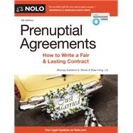 Prenuptial Agreements by Stoner, Katherine; Irving, Shae, 9781413323023