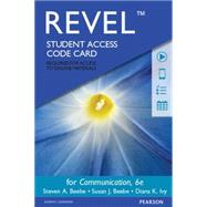 REVEL for Communication -- Access Card by Beebe, Steven A.; Beebe, Susan J.; Ivy, Diana K., 9780133933024