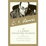 C. S. Lewis Signature Classics Boxed Set by C. S. Lewis, 9780060653026