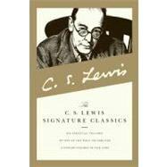 C. S. Lewis Signature Classics Boxed Set by C. S. Lewis, 9780060653026