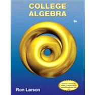 College Algebra by Larson, Ron, 9781133963028