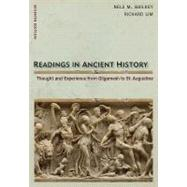 Readings in Ancient History by Bailkey, Nels M.; Lim, Richard, 9780495913030