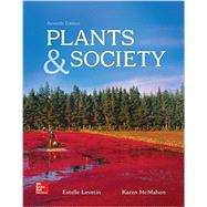 Plants and Society by Levetin, Estelle; McMahon, Karen, 9780078023033
