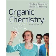 Organic Chemistry by Jones, Maitland; Fleming, Steven A., 9780393913033