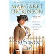 Suffragette Girl by Dickinson, Margaret, 9781509803033