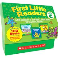 First Little Readers: Guided Reading Level C A Big Collection of Just-Right Leveled Books for Beginning Readers by Charlesworth, Liza, 9780545223034