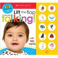 Lift the Flap: Look Who's Talking! (Scholastic Early Learners) by Unknown, 9780545903035