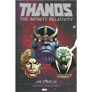 Thanos by Starlin, Jim, 9780785193036