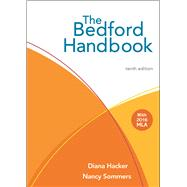 The Bedford Handbook by Hacker, Diana; Sommers, Nancy, 9781457683039