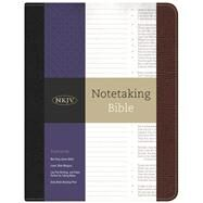 NKJV Notetaking Bible by Holman Bible Staff, 9781433643040