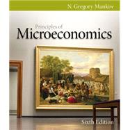 Principles Of Microeconomics by Mankiw, N. Gregory, 9780538453042
