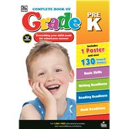 Complete Book of Grade Prek by Thinking Kids, 9781483813042