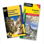 Falcon Guide Best Easy Day Hikes Yosemite National Park + National Geographic Trails Illustrated Map Yosemite National Park California, USA by Swedo, Suzanne, 9781493013043