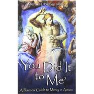 You Did It to Me: A Practical Guide to Mercy in Action by Gaitley, Michael E., 9781596143043