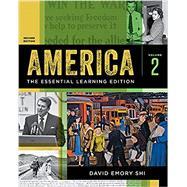 America by Shi, David E., 9780393643046