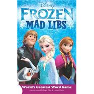 Disney Frozen Mad Libs by Price, Roger (CRT); Stern, Leonard (CRT), 9780843183047