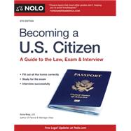 Becoming a U.s. Citizen by Bray,ilona, 9781413323047