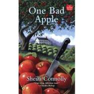 One Bad Apple by Connolly, Sheila, 9780425223048