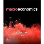 Macroeconomics by Colander, David, 9781259663048