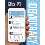 The Enduring Democracy (with MindTap Political Science, 1 term (6 months) Printed Access Card) by Dautrich, Kenneth; Yalof, David A., 9781285853048