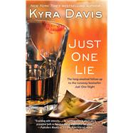 Just One Lie by Davis, Kyra, 9781476783048