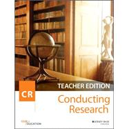 Researching to Deepen Understanding, Teacher Handbook, Grades 6-12 by Odell Education, 9781119193050