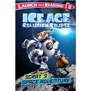 Scrat's Space Adventure by Capozzi, Suzy, 9781499803051