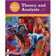 The Musician's Guide to Theory and Analysis by Clendinning, Jane Piper; Marvin, Elizabeth West, 9780393263053