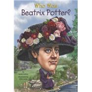 Who Was Beatrix Potter? by Fabiny, Sarah; Lacey, Mike, 9780448483054