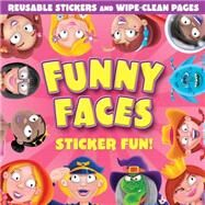 Funny Faces Girls by Little Tiger Press, 9781589253056