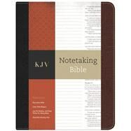 KJV Notetaking Bible by Holman Bible Staff, 9781433643057