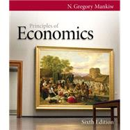 Principles of Economics by Mankiw, N. Gregory, 9780538453059
