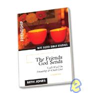 Friends God Sends : God's Word on Friendship and Chick Chat by Jones, Beth, 9781933433059