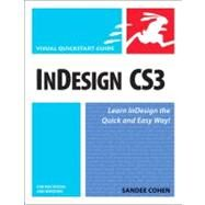 InDesign CS3 for Macintosh and Windows Visual QuickStart Guide by Cohen, Sandee, 9780321503060