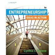 Entrepreneurship Ideas in Action by Greene, Cynthia L., 9781305653061
