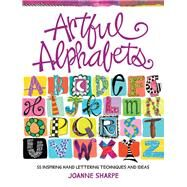Artful Alphabets by Sharpe, Joanne, 9781440353062