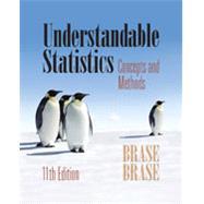 Understandable Statistics, 11e by Brase/Brase, 9781285463063