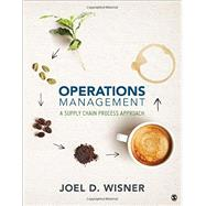 Operations Management by Wisner, Joel D., 9781483383064