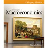 Principles Of Macroeconomics by Mankiw, N. Gregory, 9780538453066