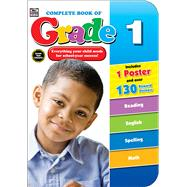 Complete Book of Grade 1 by Thinking Kids, 9781483813066