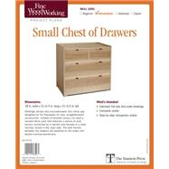 Fine Woodworking's Small Chest of Drawers by Rousseau, Timothy; Richards, Dave, 9781631863066